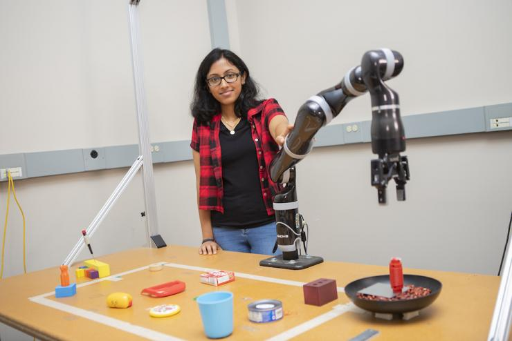 master of science in robotics