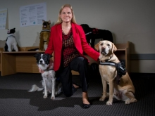 Melody Jackson and FIDO Project - NPR Feature