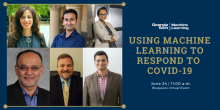 Members of the ML@GT community will discuss their Covid-19 related research efforts in a panel discussion on June 24, 2020.
