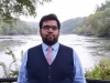 Ashwin Vijayakuma is a 2020 recipient of the J.P. Morgan Ph.D. Fellowship